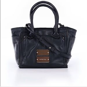See by Chloé Leather Crossbody Satchel